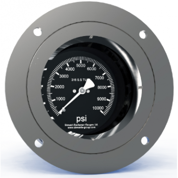 Compensated Subsea Pressure Gauges
